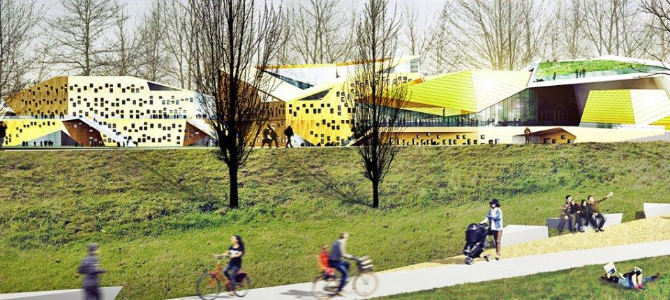 Ova zgrada prečišćavanja vazduh efikasno koliko i 33.000 stabala drveća