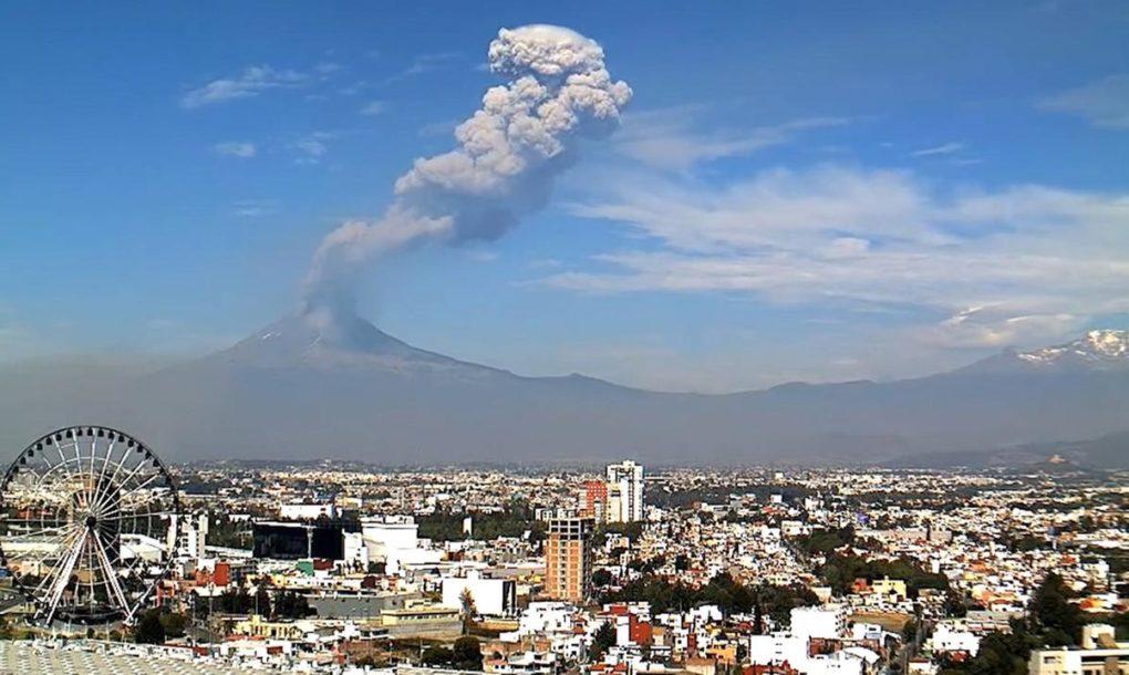 Grad koji tone: Meksiko Siti urušava se sam u sebe