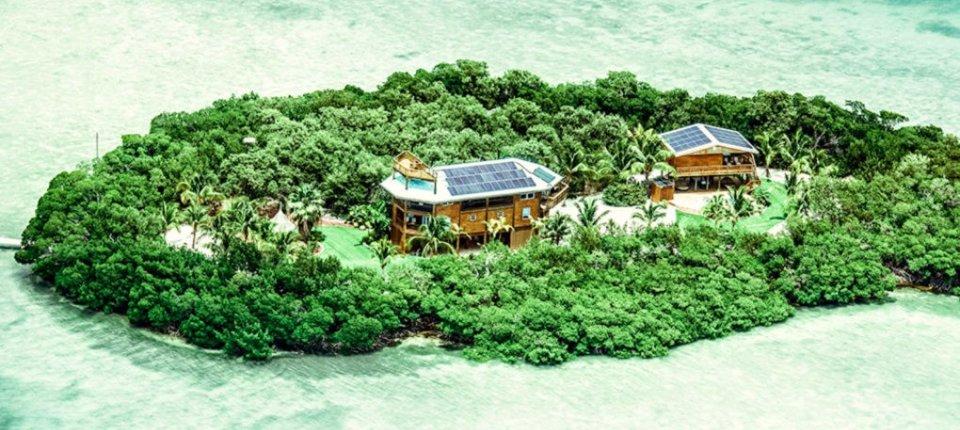 Imate viška 6,5 miliona evra? Kupite celo ekološko samoodrživo ostrvo