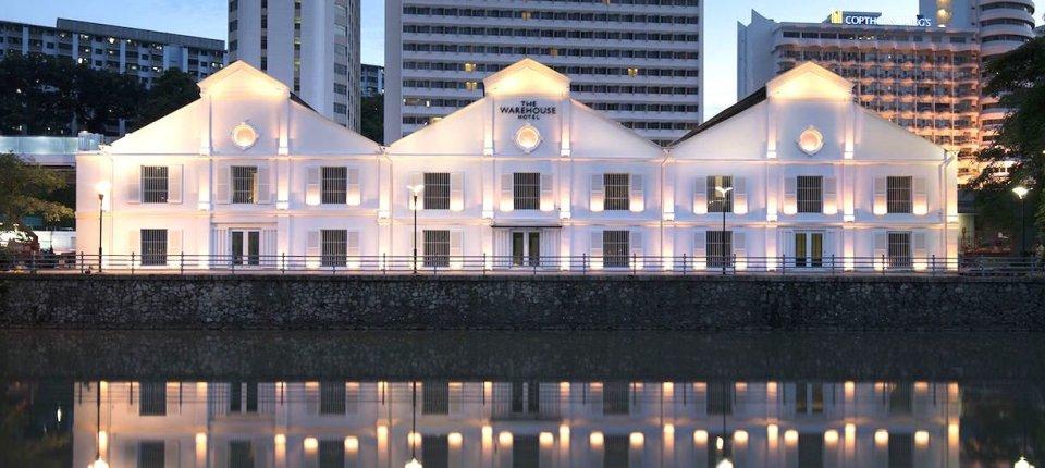 Pogon za proizvodnju opijuma pretvoren u luksuzni hotel