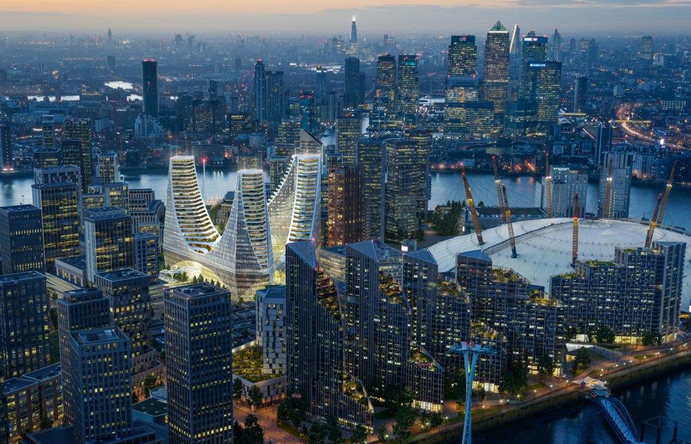 Kalatrava otkrio projekat za London težak milijardu funti