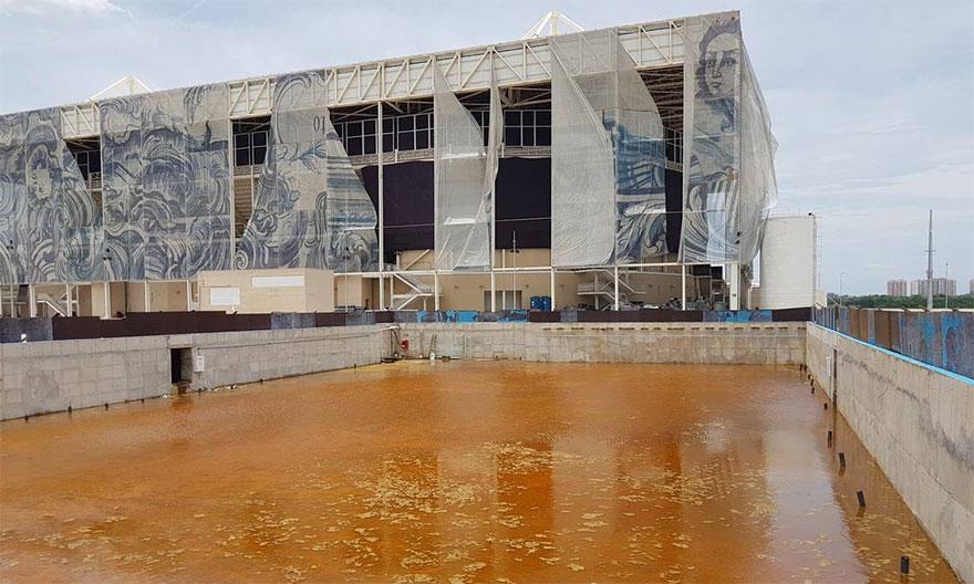 Kako izgleda olimpijski kompleks u Riju samo šest meseci nakon Igara
