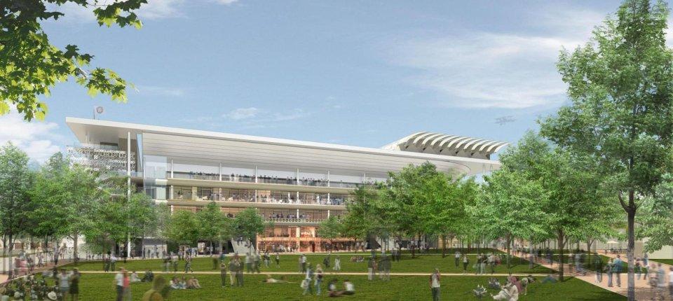 Pogledajte kako će izgledati rekonstrukcija stadiona na Rolan Garosu