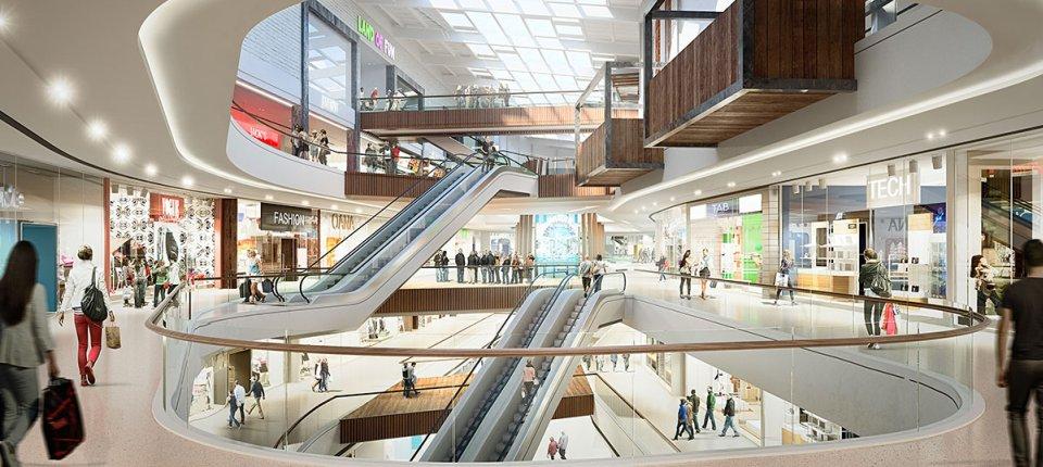 Ada Mall: Zavirite u unutrašnjost novog tržnog centra u Beogradu