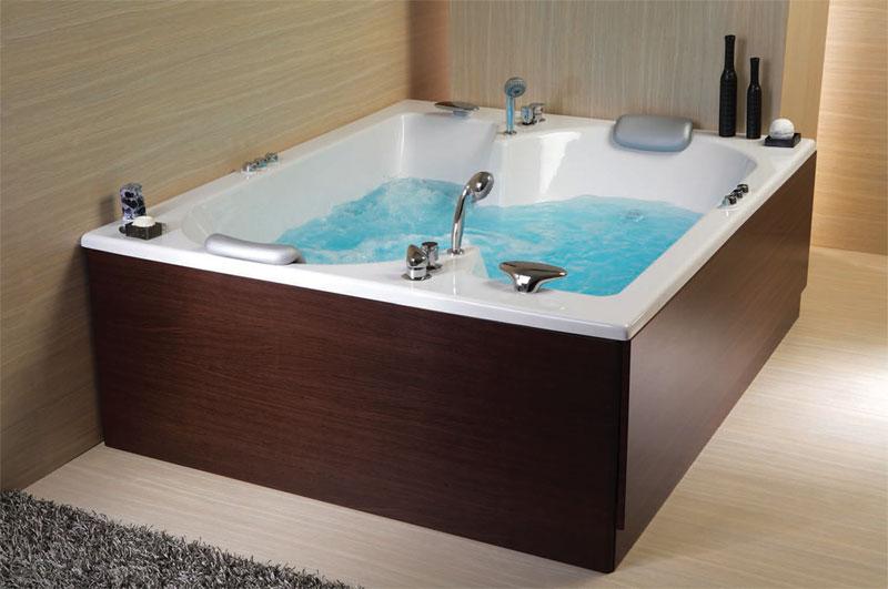 Hidromasažne kade: nirvana u vašem kupatilu