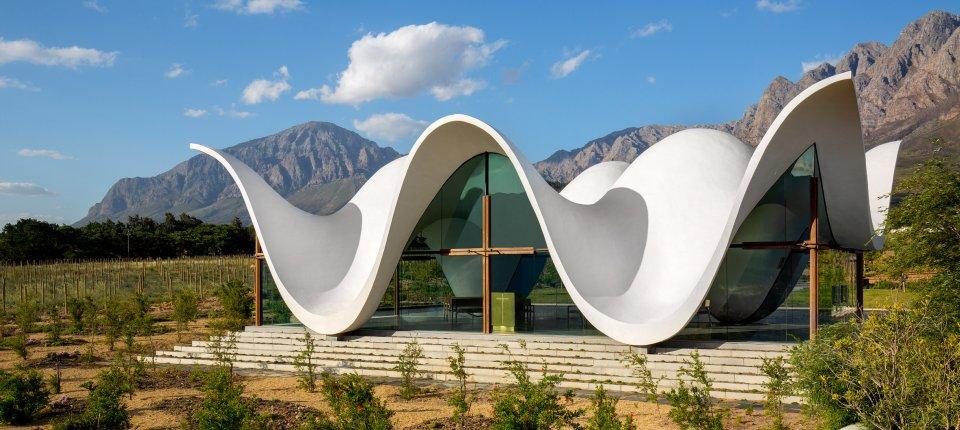 Ovako izgleda objekat kada arhitekte inspiriše priroda