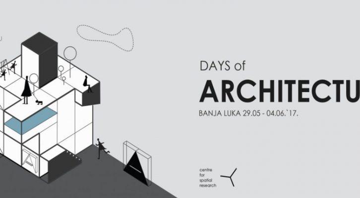 Dani arhitekture 2017 u Banja Luci s fokusom na gradove i prostore po meri dece