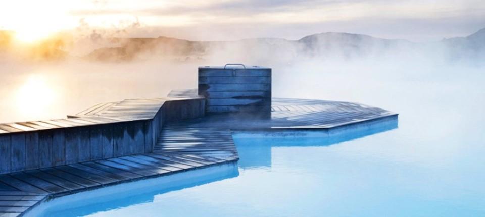 Na islandskom geotermalnom izvorištu uskoro niče hotel