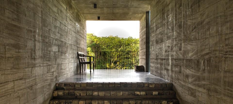 Ova kuća u tropima ima prijatnu klimu jer nema prozore