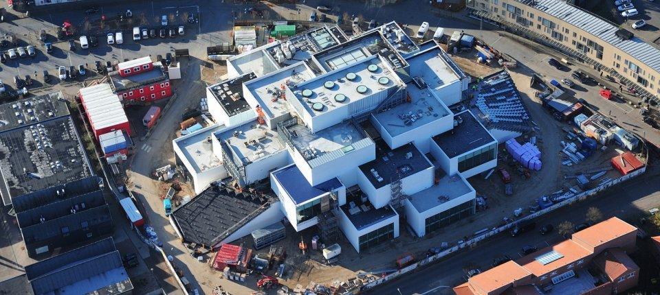Kako to izgleda kada se jedan od najvećih svetskih biroa poigra Lego kockicama