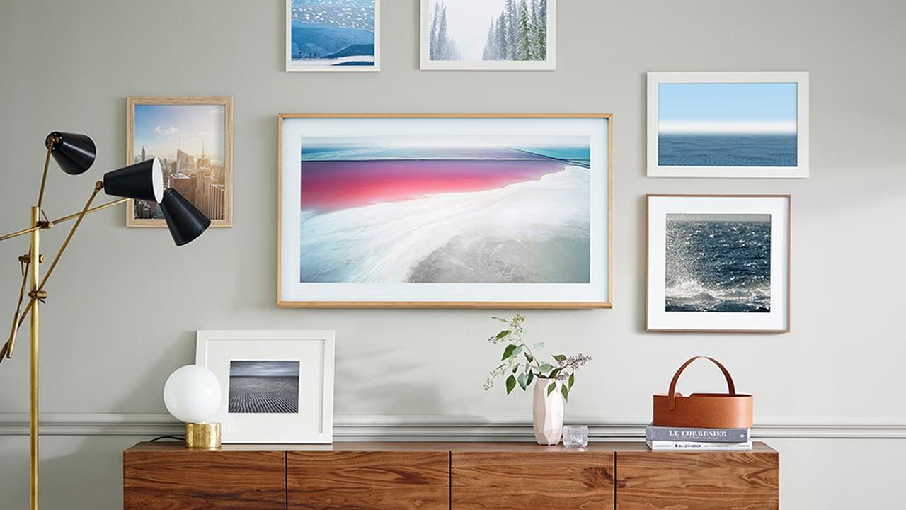 Ovi televizori lepi su ko slika. Zapravo oni i jesu umetnička slika…