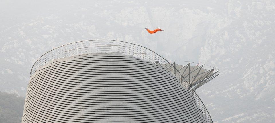 Vazdušni tunel omogućio Šaolin monasima da lete