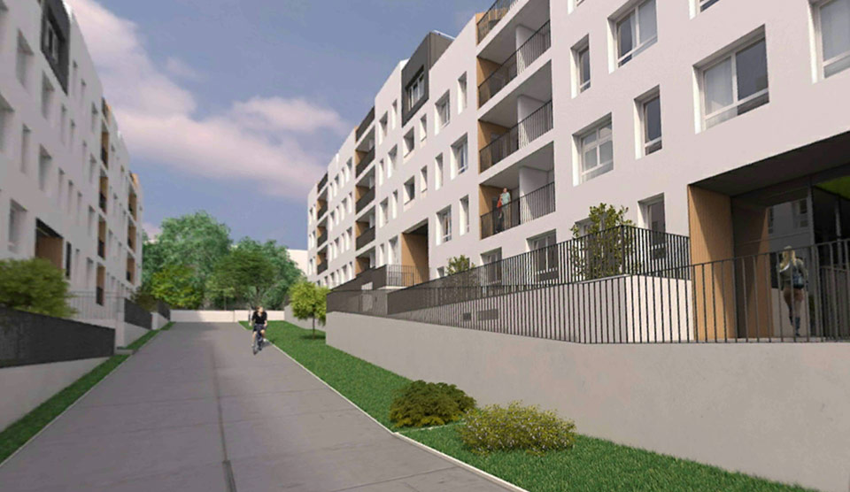 Prošetajte se virtuelno kroz novo naselje Energoprojekta u Beogradu