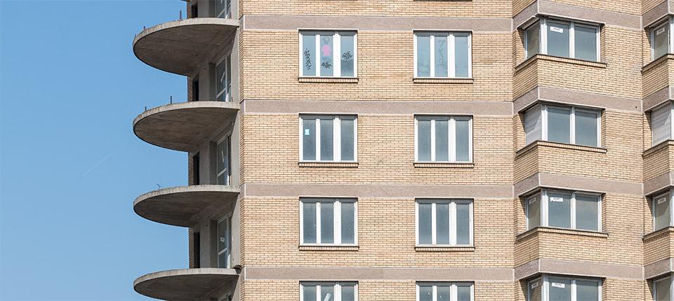 """Ovako izgleda zgrada u Novom Sadu koja se zida """"samo"""" 26 godina"""