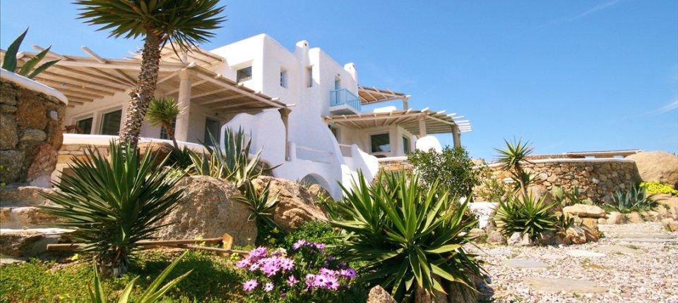 Ovako izgledaju vile na Mikonosu koje je projektovao naš arhitekta