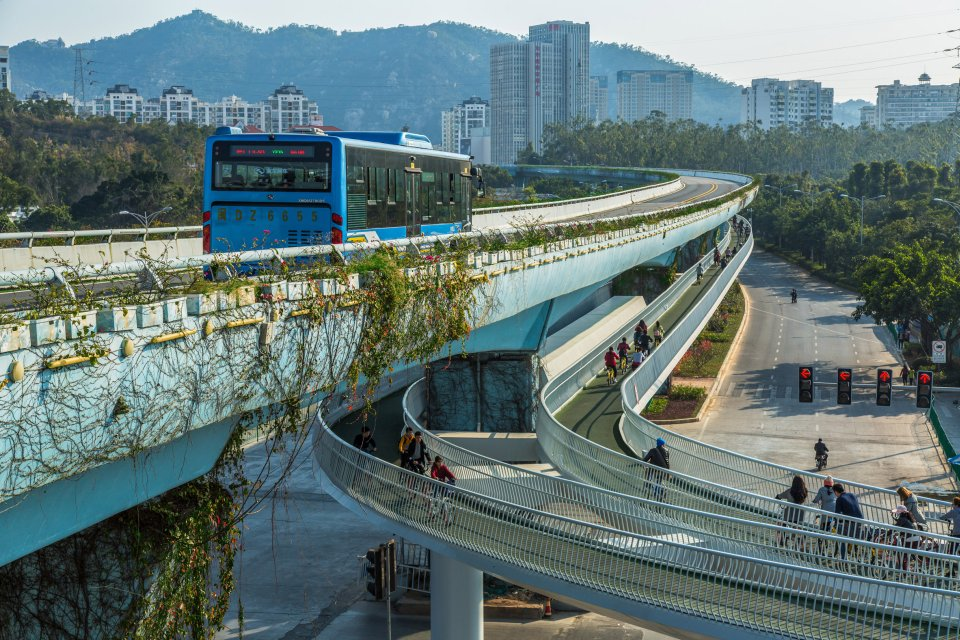 Ovako izgleda najduži biciklistički most na svetu