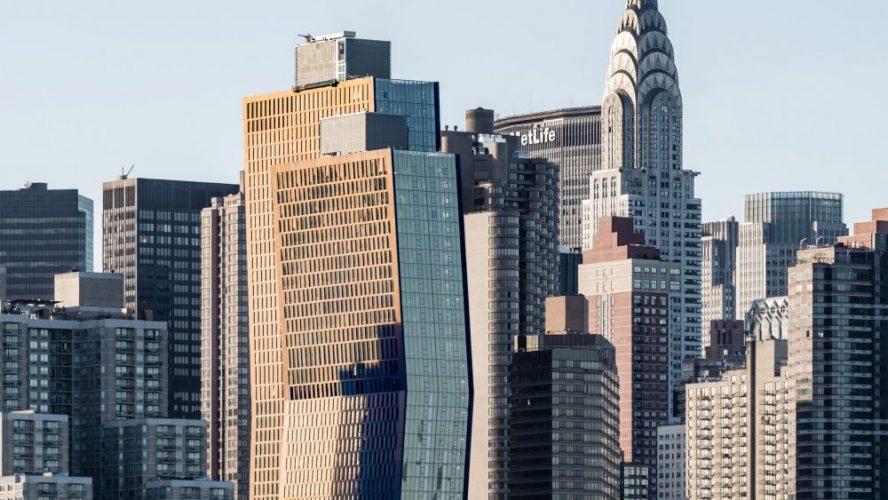U Njujorku nikli prelomljeni neboderi od bakra