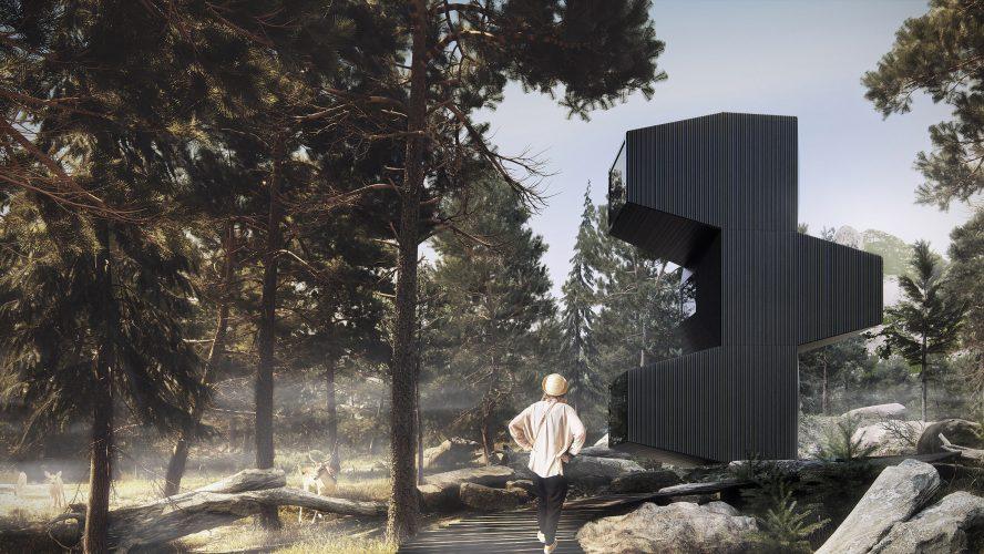 Slovenačka modularna kuća spremna i za ekstremne uslove
