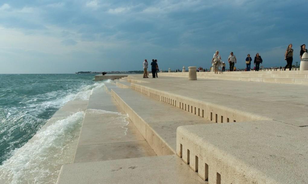 Kada se udruže arhitektura i Jadransko more nastaje – muzika!