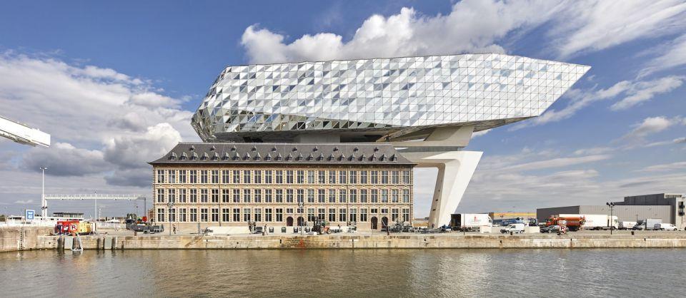 Završena dijamantna zgrada kraljice arhitekture