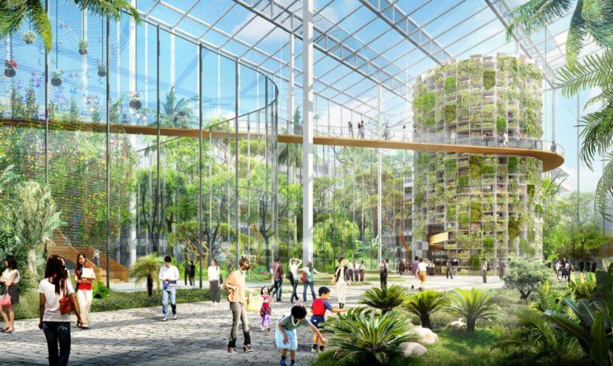 U Šangaju se gradi vertikalna farma površine 100 hektara