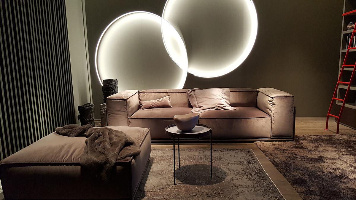 Najbolje dnevne sobe na Sajma nameštaja u Milanu 2017.