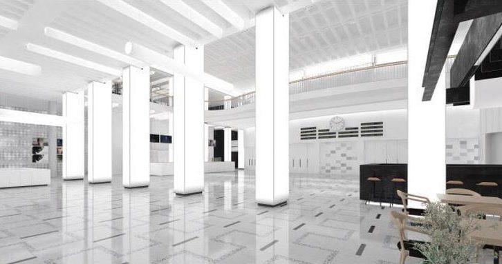 Kako će izgledati renovirana dvorana Doma sindikata