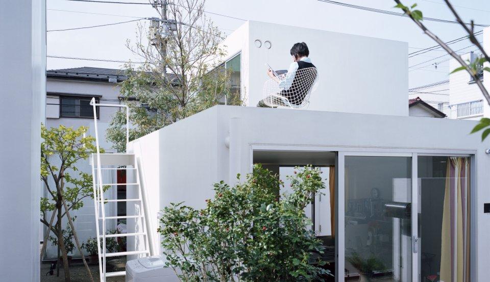 Arhitektura i život u Japanu posle 1945. godine