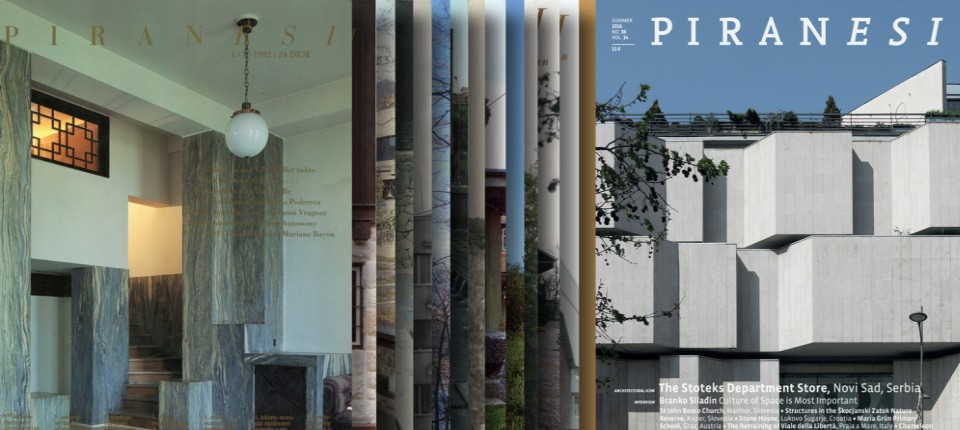 Novosadski Stoteks na naslovnici prestižnog arhitektonskog magazina