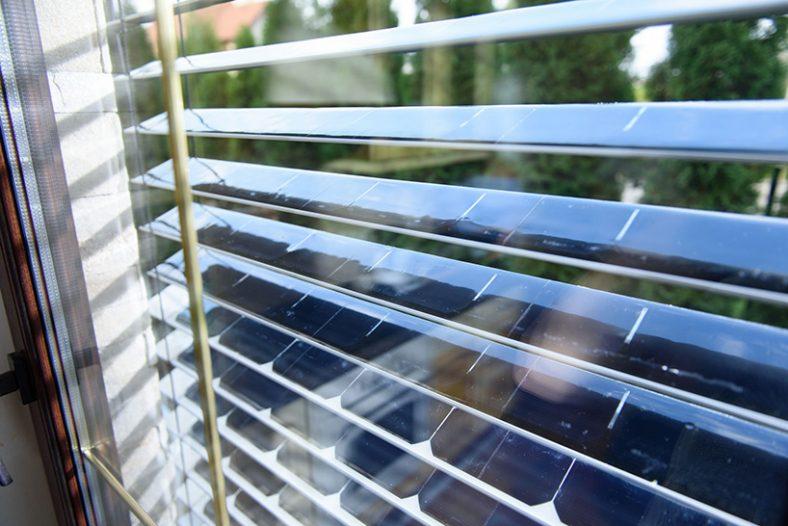 Solarne roletne koje proizvode čistu energiju u vašem stanu