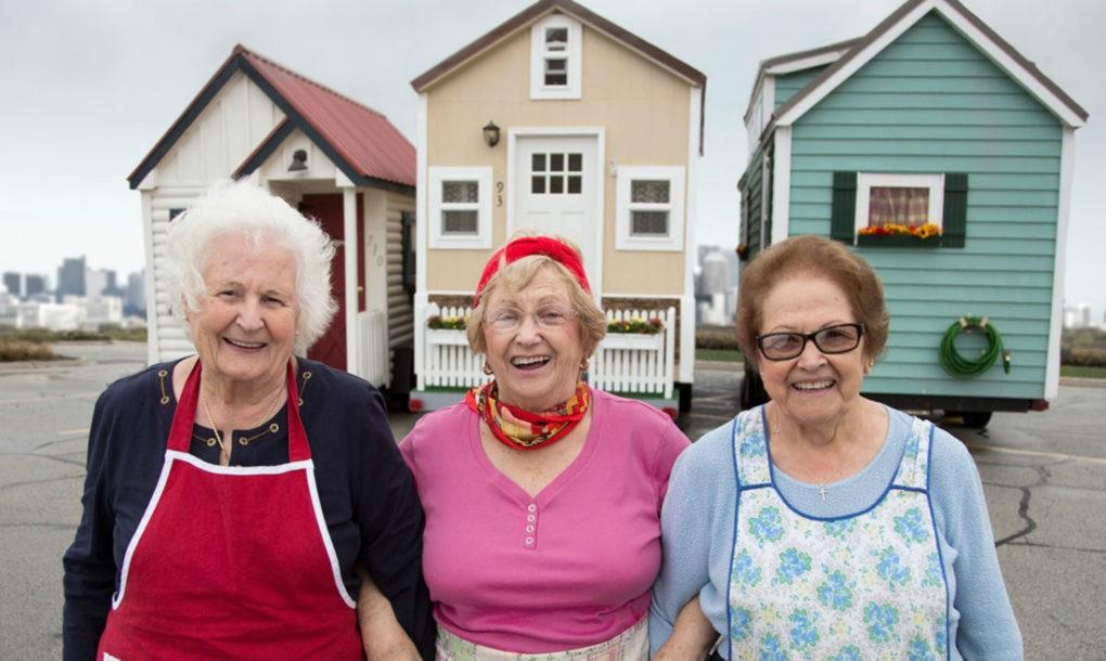 Život u mobilnim domovima u penzionerskim danima