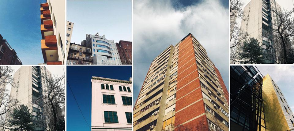 Beogradske fasade: Instagram nalog o zgradama glavnog grada