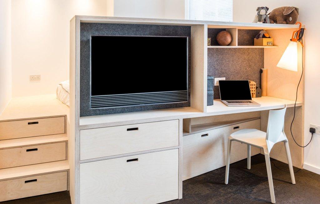 Genijalna rešenja u malom stanu od svega 35 kvadrata