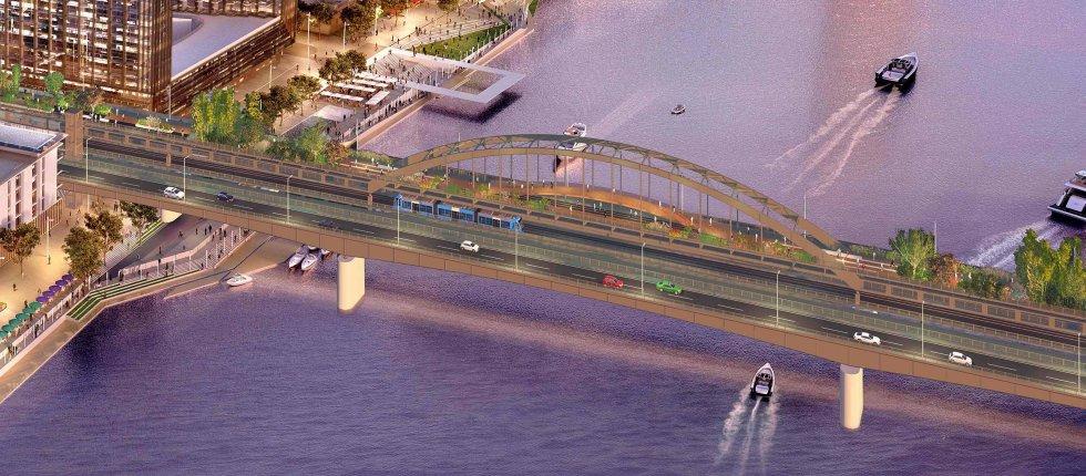 Stari savski most zameniće moderni blizanac