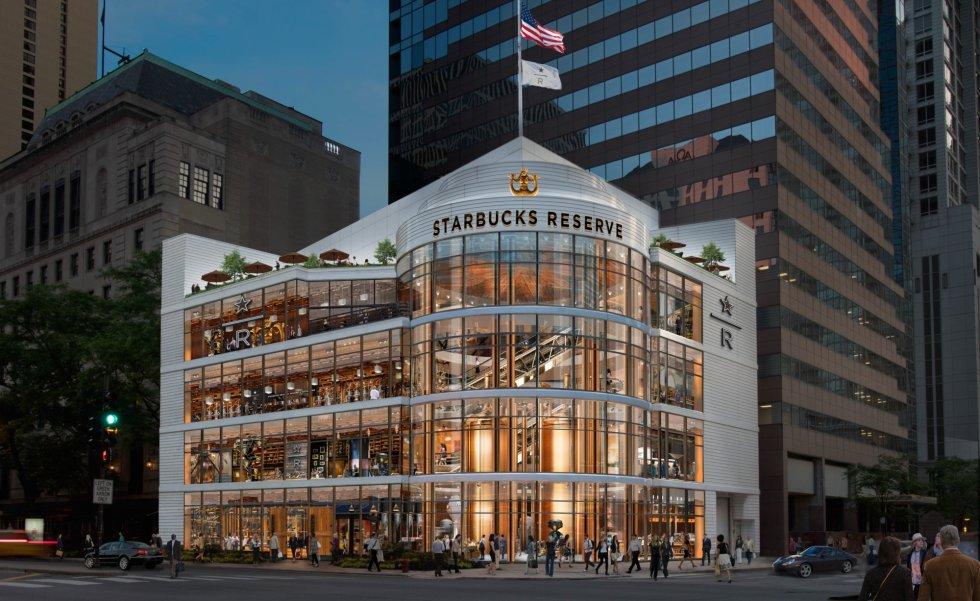 Na 4 sprata: Najveći Starbaks na svetu otvara se u Čikagu