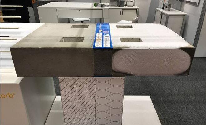 Termički prekid za betonske ploče koji umanjuje račune za grejanje