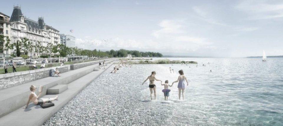 Ženeva na vodi: Najbolja idejna rešenja razvoja gradske luke
