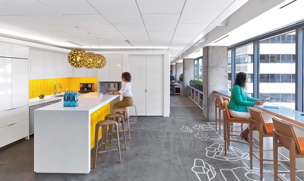 Ovako izgleda najzelenija i najzdravija kancelarija na svetu