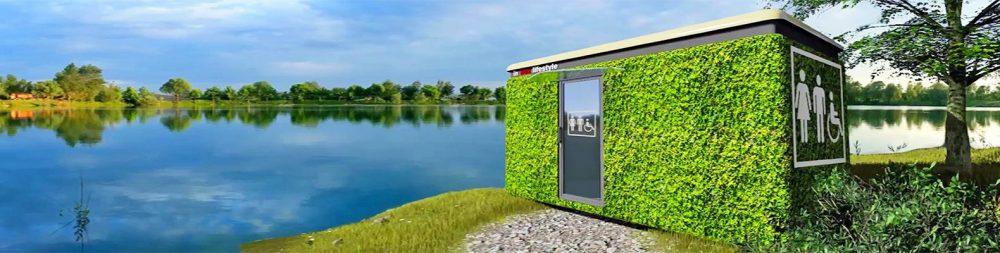 Mobilna modularna jedinica za kampovanje u komforu
