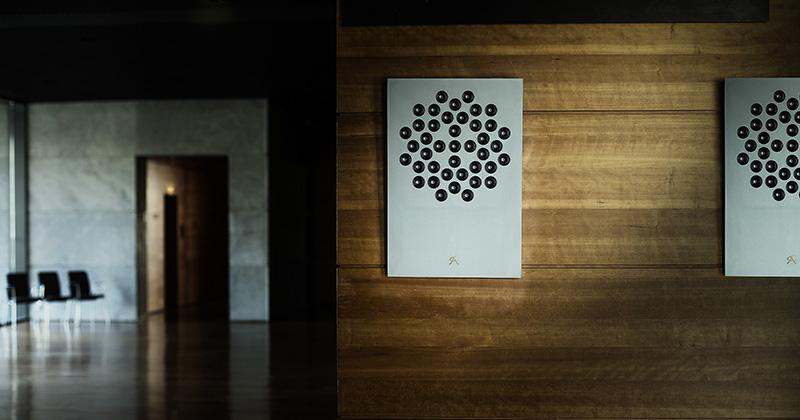 Suptilna betonska zamena nezgrapnim zvučnicima