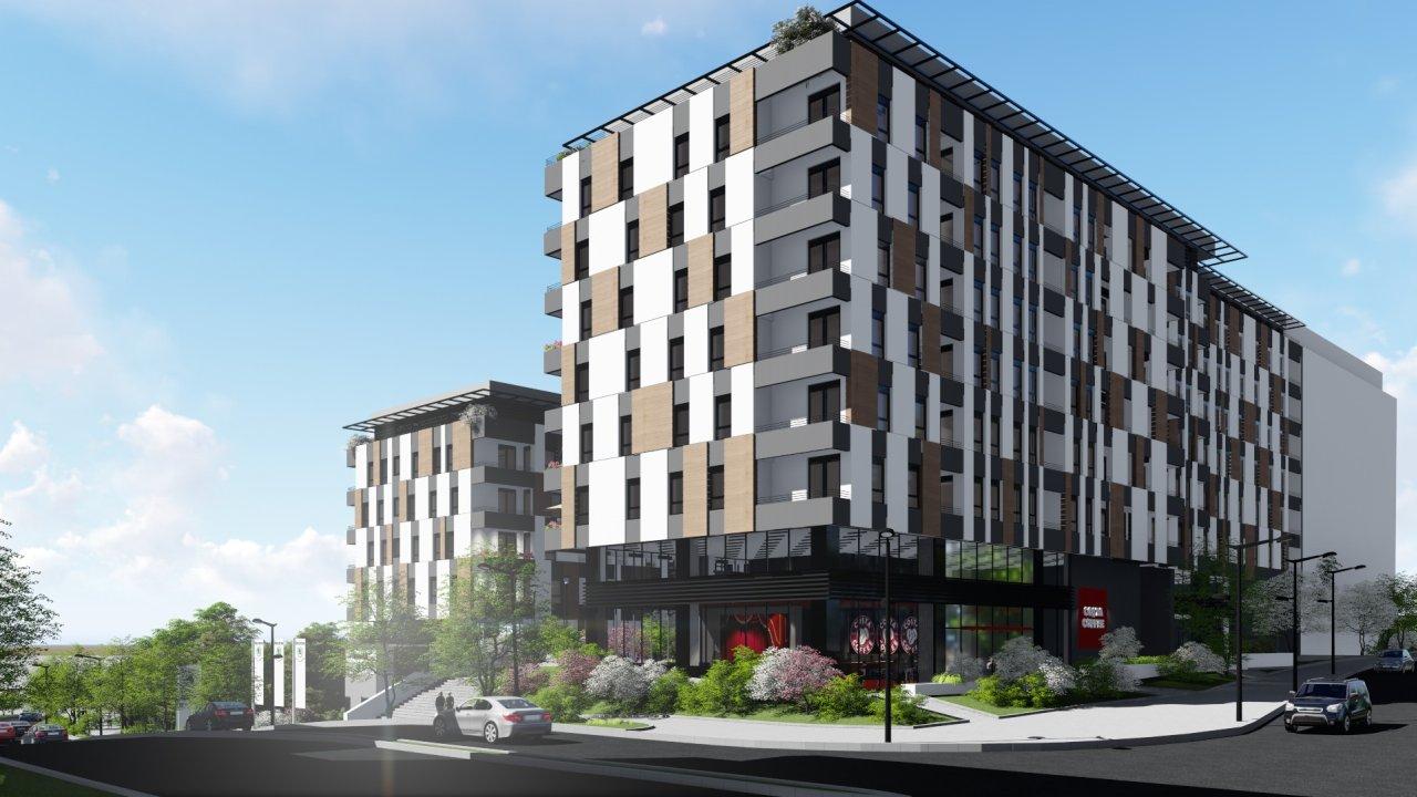 Panorama Voždovac: Novi stambeno-poslovni kompeks u Beogradu