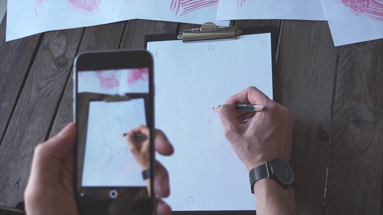 Niste talentovani za crtanje? To više nije problem ako imate ovu aplikaciju