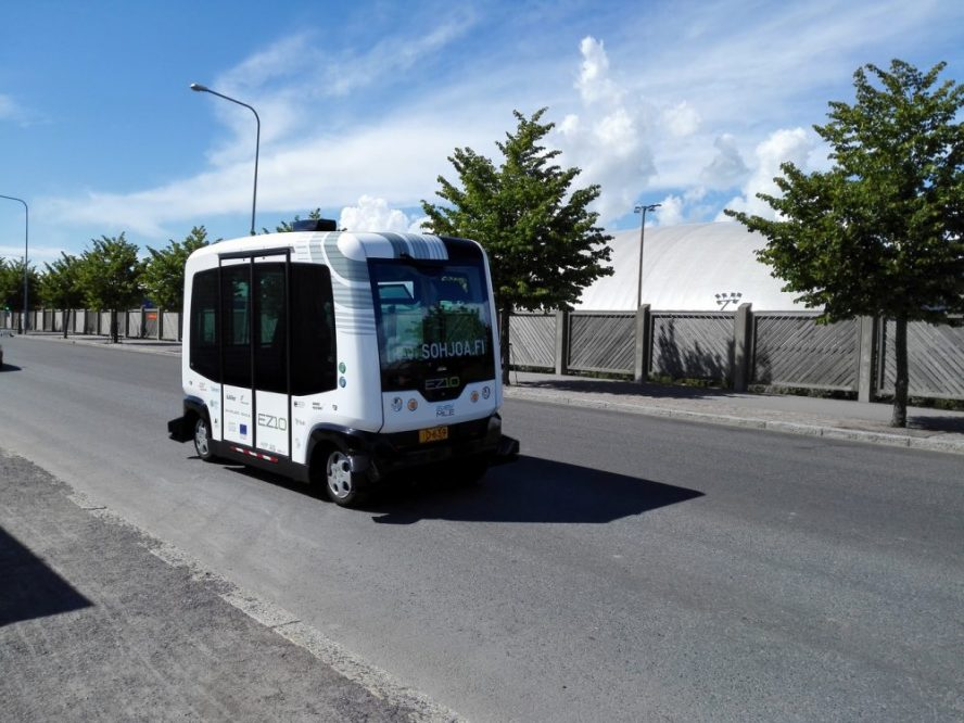 Gradski prevoz bez vozača? Može!