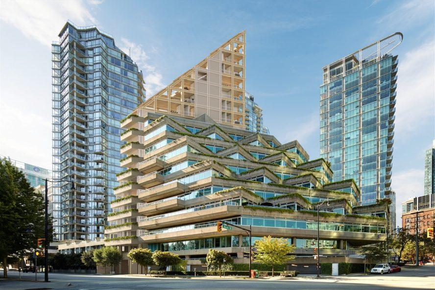 Najviša hibridna drvena zgrada gradi se u Vankuveru