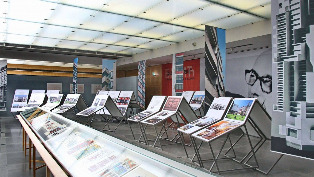 Brkić u Beču: Arhitektonska izložba u čast našeg moderniste