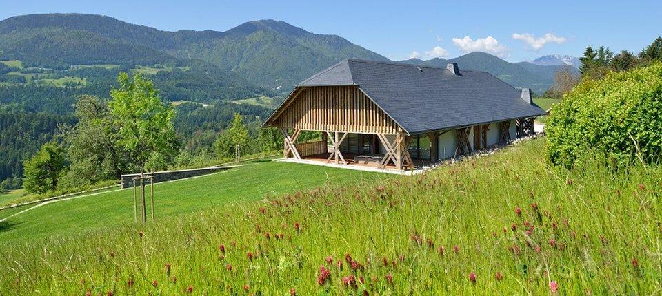 Pre i posle: Adaptacija starog ambara u podnožju Pohorja