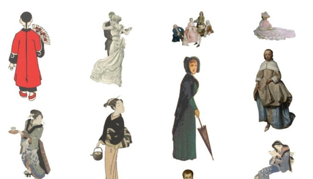 Začinite vaše projekte s umetničkim ilustracijama u PNG formatu