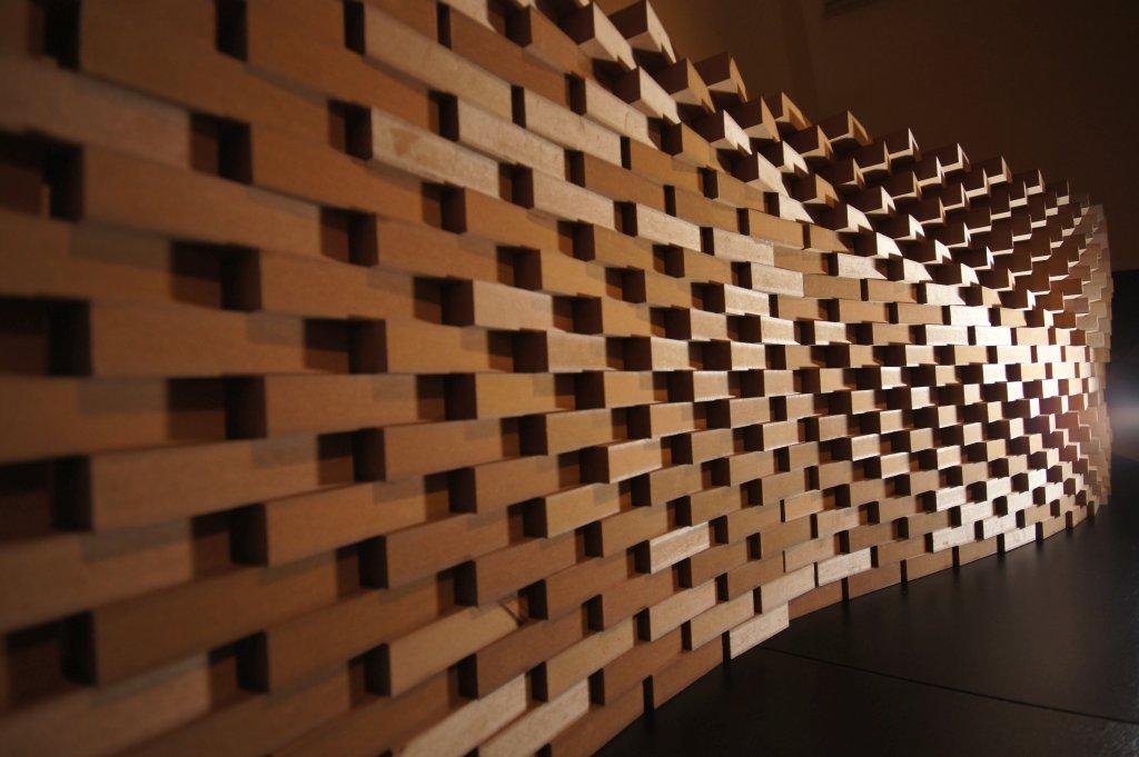Kako dizajnirati i izvesti zid od opeke pomoću industrijskog robota