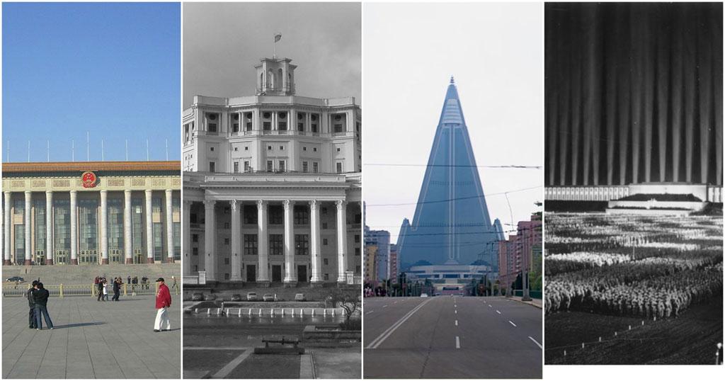 7 diktatora koji su koristili arhitekturu u cilju zastrašivanja naroda