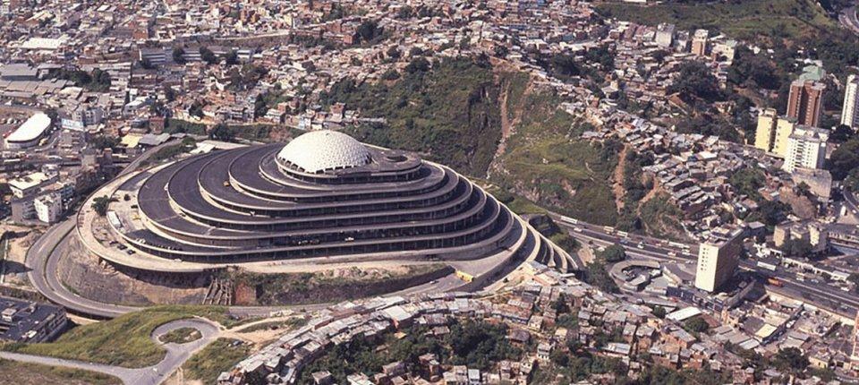 Kako je ikona venecuelanske arhitekture postala zatvor
